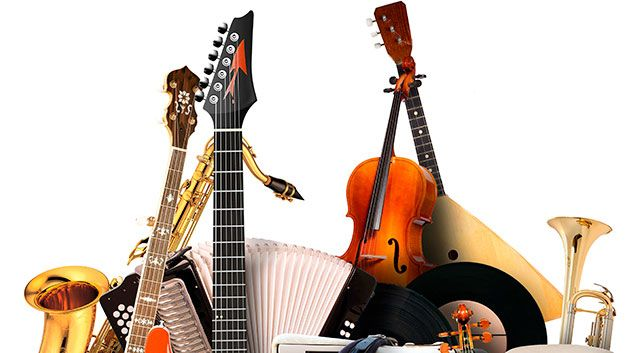Alquiler de instrumentos musicales en Córdoba